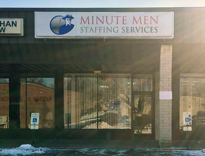 Minute Men Canton Ohio