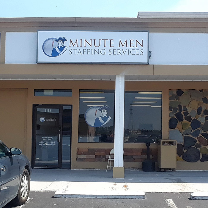 Minute Men Florence Kentucky