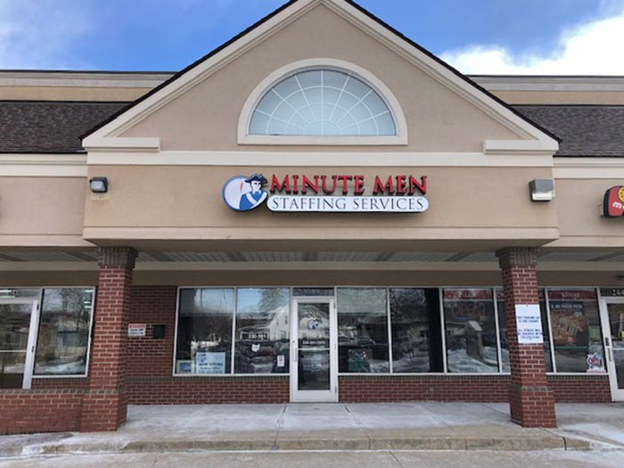 Minute Men Medina Ohio